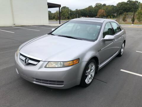 2008 Acura TL for sale at Allrich Auto in Atlanta GA