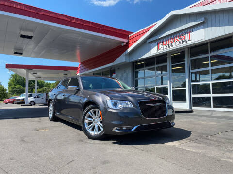 2016 Chrysler 300 for sale at Furrst Class Cars LLC in Charlotte NC