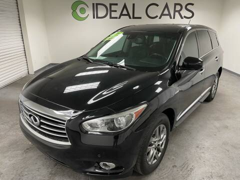 2014 Infiniti QX60 Hybrid for sale at Ideal Cars Broadway in Mesa AZ