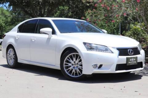 2013 Lexus GS 350 for sale at SELECT JEEPS INC in League City TX