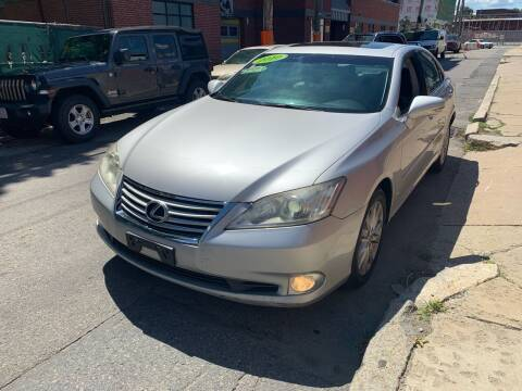 2010 Lexus ES 350 for sale at Rockland Center Enterprises in Roxbury MA