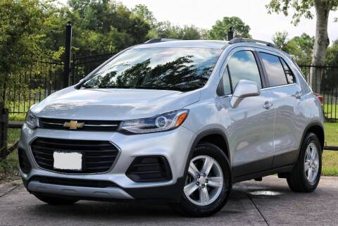 2018 Chevrolet Trax for sale at Texas Auto Corporation in Houston TX
