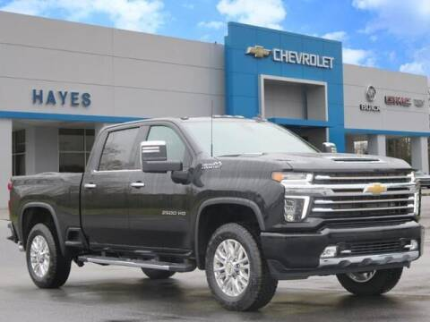 2021 Chevrolet Silverado 2500HD for sale at HAYES CHEVROLET Buick GMC Cadillac Inc in Alto GA