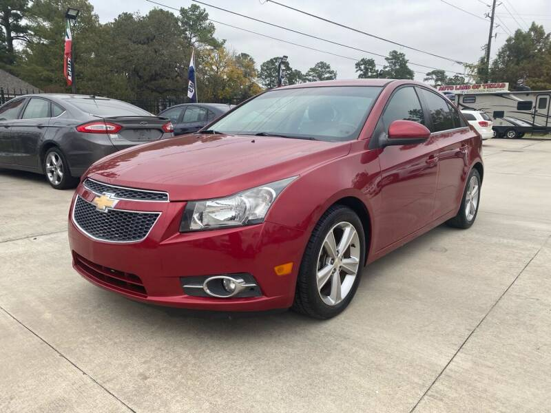 2014 Chevrolet Cruze for sale at Auto Land Of Texas in Cypress TX