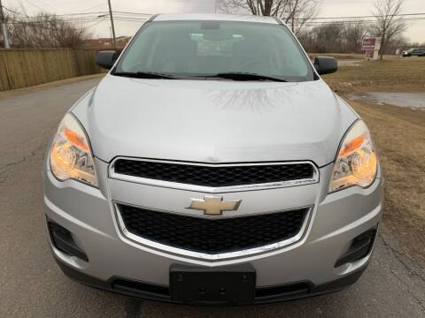 2010 Chevrolet Equinox for sale at Luxury Cars Xchange in Lockport IL