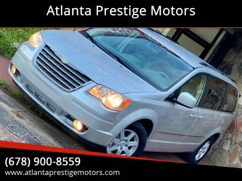 2009 Chrysler Town and Country for sale at Atlanta Prestige Motors in Decatur GA