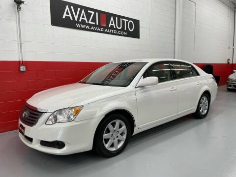 2008 Toyota Avalon for sale at AVAZI AUTO GROUP LLC in Gaithersburg MD