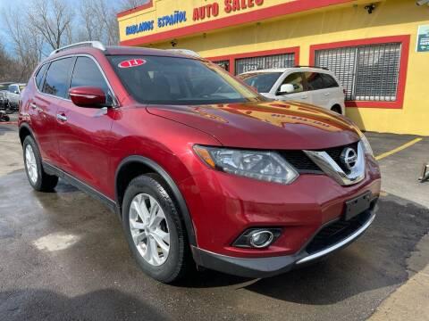 2014 Nissan Rogue for sale at Popas Auto Sales in Detroit MI