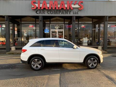 2018 Mercedes-Benz GLC for sale at Siamak's Car Company llc in Salem OR