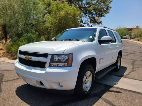 2012 Chevrolet Tahoe for sale at BUY RIGHT AUTO SALES in Phoenix AZ