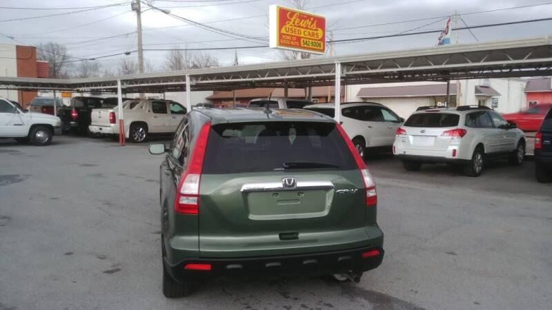 2007 Honda CR-V AWD EX-L 4dr SUV - Elizabethton TN