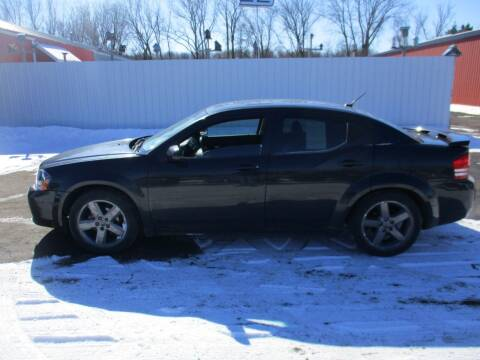 2009 Dodge Avenger for sale at Chaddock Auto Sales in Rochester MN
