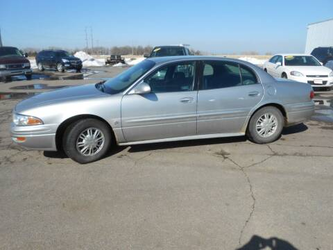 2005 Buick LeSabre for sale at Salmon Automotive Inc. in Tracy MN