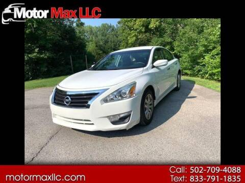 2015 Nissan Altima for sale at Motor Max Llc in Louisville KY