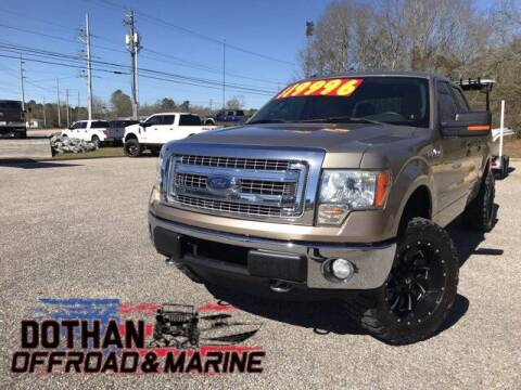2013 Ford F-150 for sale at Mike Schmitz Automotive Group in Dothan AL