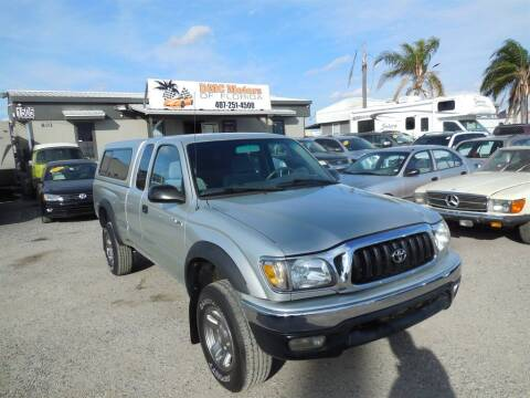 2001 Toyota Tacoma for sale at DMC Motors of Florida in Orlando FL