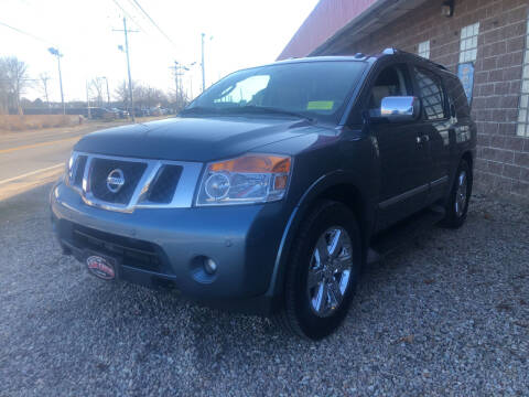 2011 Nissan Armada for sale at The Car Guys in Hyannis MA