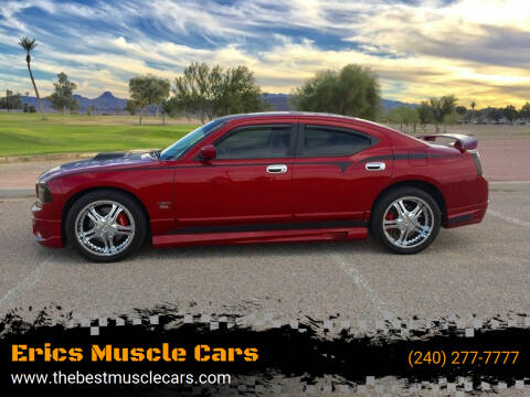2009 Dodge Charger for sale at Erics Muscle Cars in Clarksburg MD