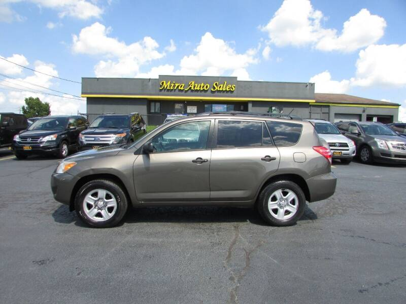 2011 Toyota RAV4 for sale at MIRA AUTO SALES in Cincinnati OH