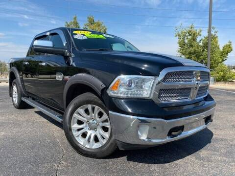 2013 RAM Ram Pickup 1500 for sale at UNITED Automotive in Denver CO