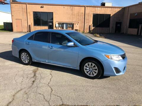 2013 Toyota Camry for sale at Certified Auto Exchange in Indianapolis IN