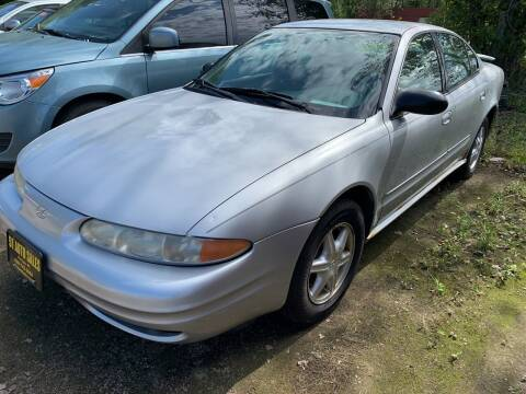 2004 Oldsmobile Alero for sale at 51 Auto Sales Ltd in Portage WI