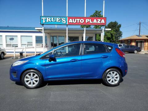 2011 Ford Fiesta for sale at True's Auto Plaza in Union Gap WA