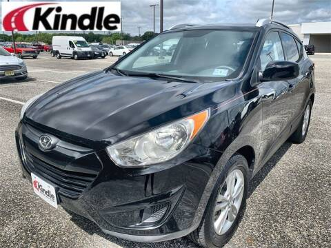 2010 Hyundai Tucson for sale at Kindle Auto Plaza in Middle Township NJ