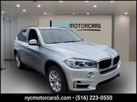 2016 BMW X5 for sale at NYC Motorcars in Freeport NY