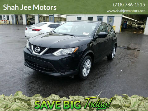 2017 Nissan Rogue Sport for sale at Shah Jee Motors in Woodside NY