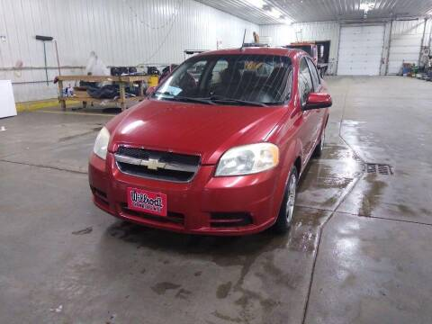 2009 Chevrolet Aveo for sale at Willrodt Ford Inc. in Chamberlain SD