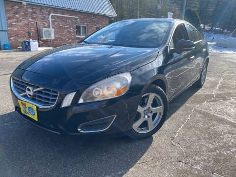 2012 Volvo S60 for sale at Granite Auto Sales in Spofford NH