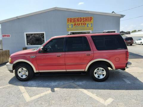 1997 Ford Expedition for sale at Friendship Auto Sales in Broken Arrow OK