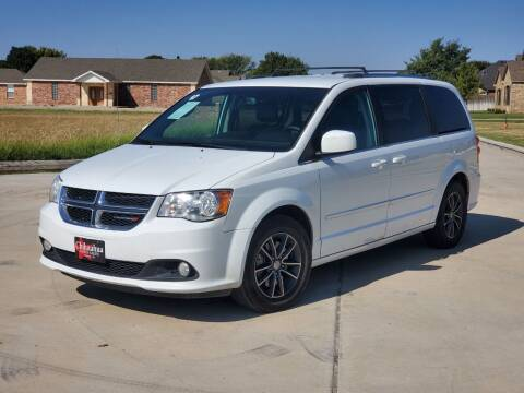 2017 Dodge Grand Caravan for sale at Chihuahua Auto Sales in Perryton TX