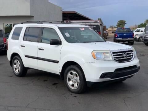 2013 Honda Pilot for sale at Brown & Brown Wholesale in Mesa AZ
