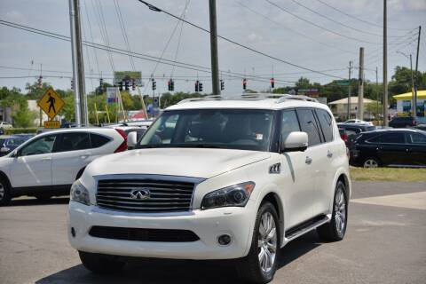 2013 Infiniti QX56 for sale at Motor Car Concepts II - Kirkman Location in Orlando FL