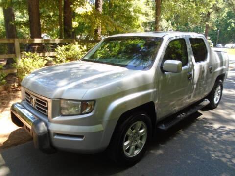2007 Honda Ridgeline for sale at City Imports Inc in Matthews NC