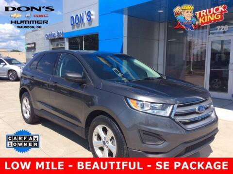 2018 Ford Edge for sale at DON'S CHEVY, BUICK-GMC & CADILLAC in Wauseon OH