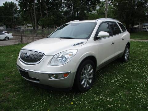 2010 Buick Enclave for sale at Dons Carz in Topeka KS