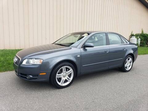 2006 Audi A4 for sale at Massirio Enterprises in Middletown CT