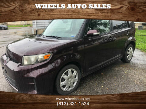 2011 Scion xB for sale at Wheels Auto Sales in Bloomington IN