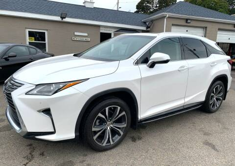 2016 Lexus RX 350 for sale at Ultra Auto Center in North Attleboro MA
