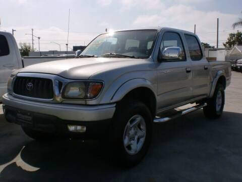 2002 Toyota Tacoma for sale at Williams Auto Mart Inc in Pacoima CA