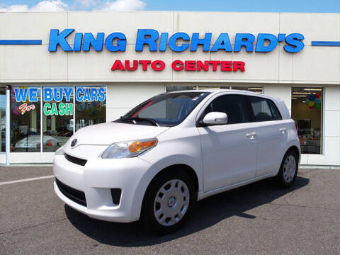2010 Scion xD for sale at KING RICHARDS AUTO CENTER in East Providence RI