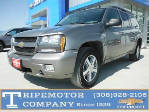 2006 Chevrolet TrailBlazer EXT for sale at Tripe Motor Company in Alma NE