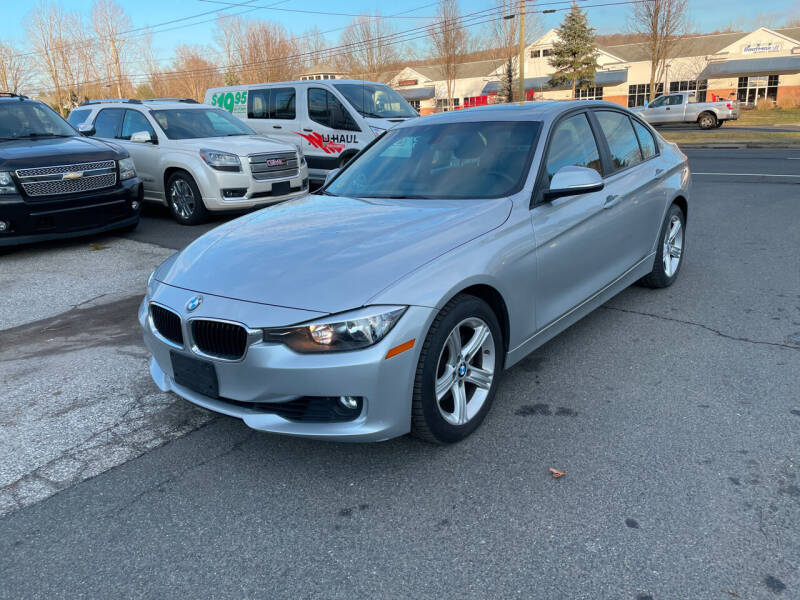 2014 BMW 3 Series for sale at Candlewood Valley Motors in New Milford CT