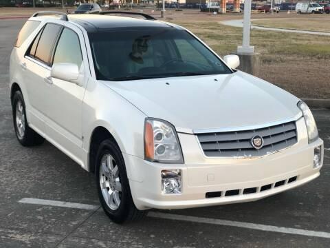 2006 Cadillac SRX for sale at Hadi Motors in Houston TX