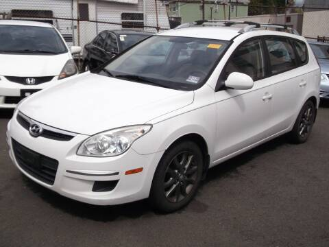 2012 Hyundai Elantra Touring for sale at Topchev Auto Sales in Elizabeth NJ