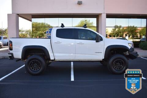 2017 Chevrolet Colorado for sale at GOLDIES MOTORS in Phoenix AZ