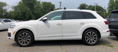 2017 Audi Q7 for sale at Top Line Import of Methuen in Methuen MA
